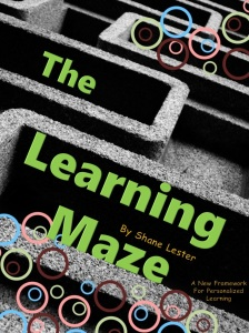the learning maze cover